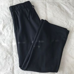 Nike Pants - Black Nike Drawstring Sweatpants